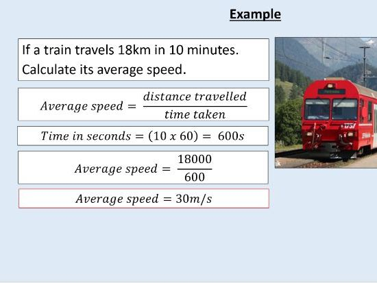 GCSE Physics 4.5.6.1.(1-3) Forces - Distance, displacement, speed, and velocity (AQA)