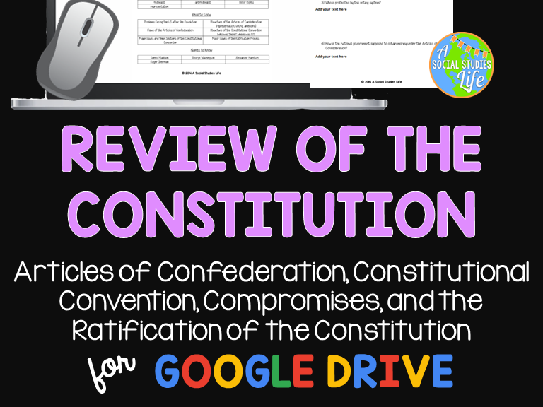 https://www.teacherspayteachers.com/Product/Articles-of-Confederation-Review-Packet-3502606