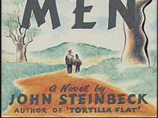 Of Mice and Men: Book Covers