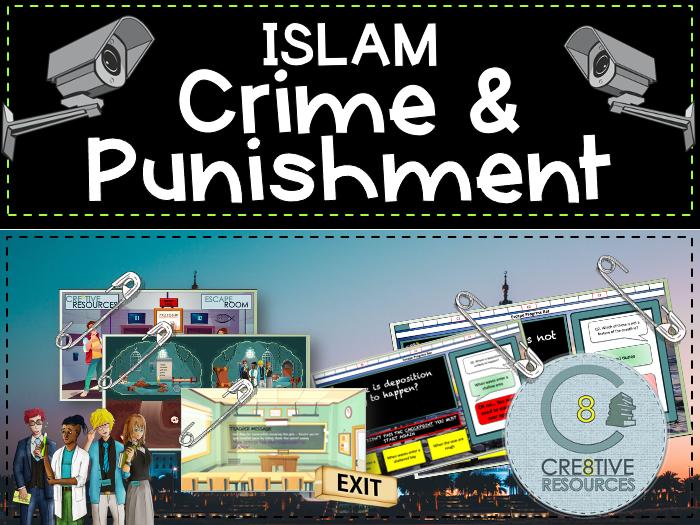 Islam - Crime and Punishment