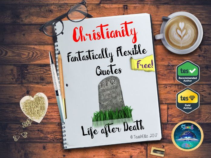 Christianity: Life after Death