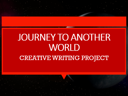 Journey to Another World: Fun KS3 Creative Writing Mini-Unit (Set of Three Lessons)