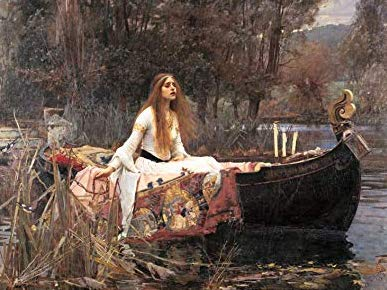 KS£ English poetry The Lady of Shalott by Alfred Lord Tennyson