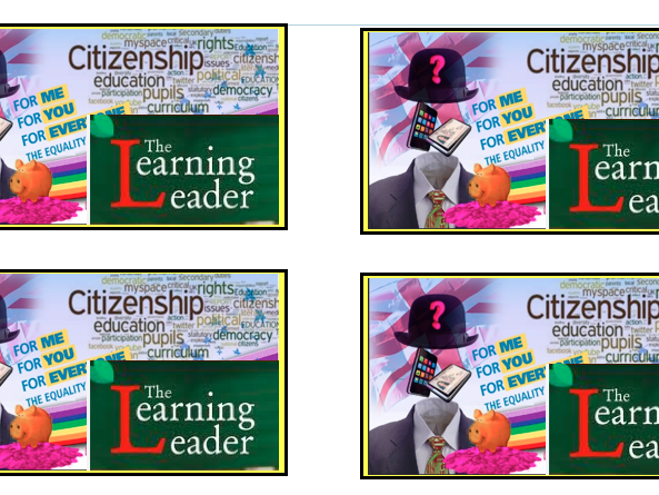 Learning Leader Lanyards - Citizenship