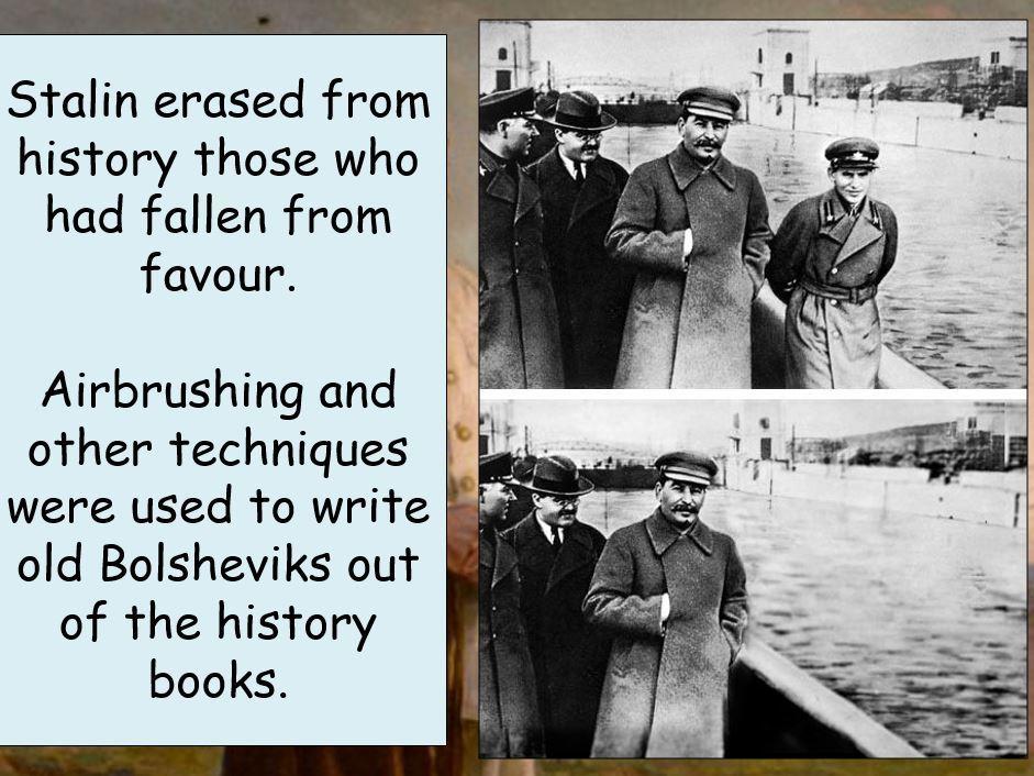 AQA A-Level Tsarist & Communist Russia Lesson 88 (Terror Revived)