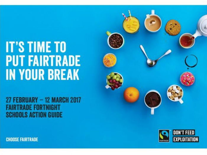Fairtrade Fortnight 2017 Action Guide for Schools