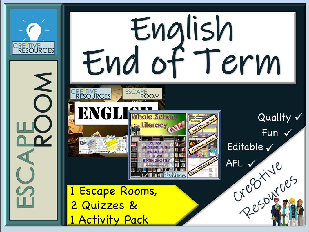 English End of Term