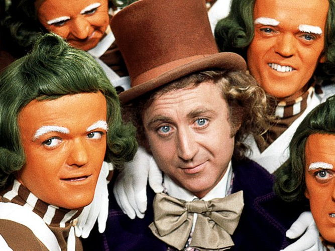 NOV UPDATE: Oompa Loompa song / Charlie and the Chocolate Factory