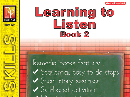 Learning to Listen 2