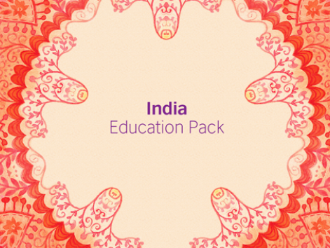 India Education Pack (Home Learning)