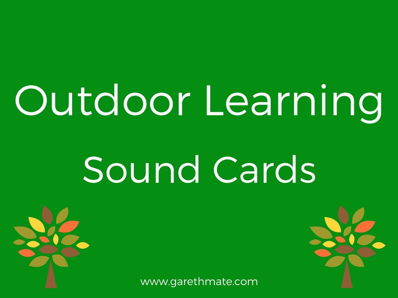 Outdoor Learning - Sound Postcards
