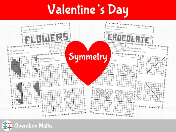 Valentine's Day - Symmetry