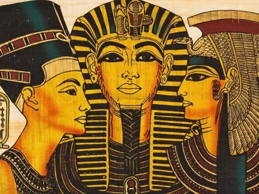 Ancient Egyptians Unit of Work