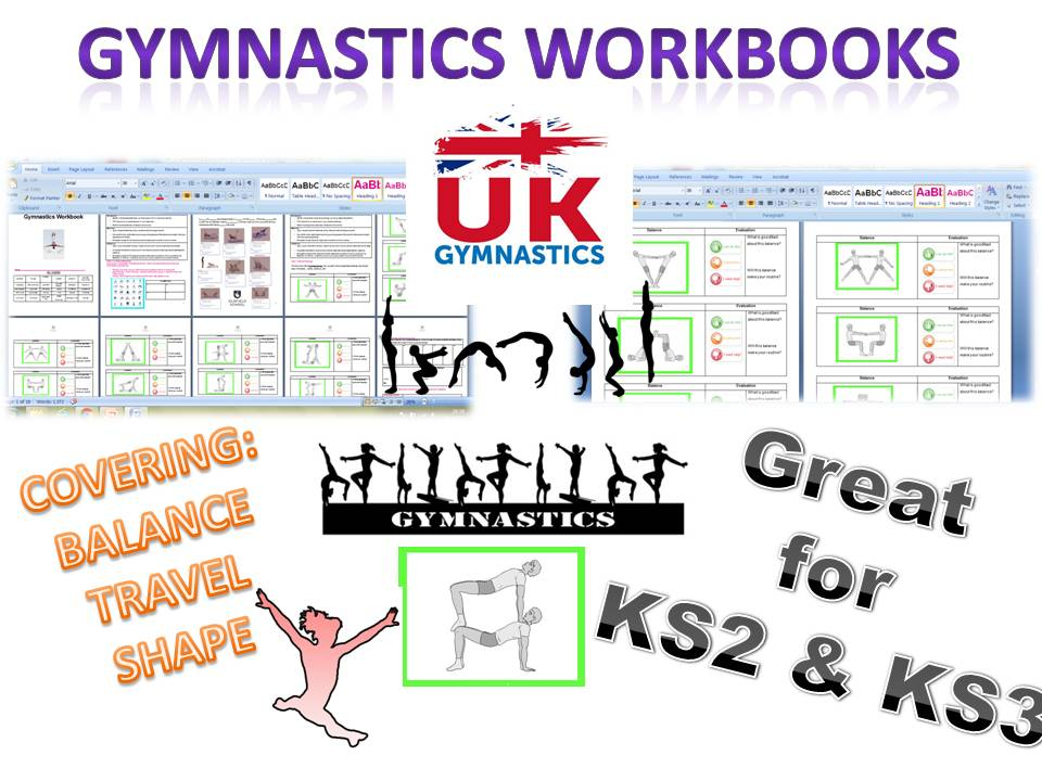 KS3 GYMNASTICS STUDENT WORK BOOK