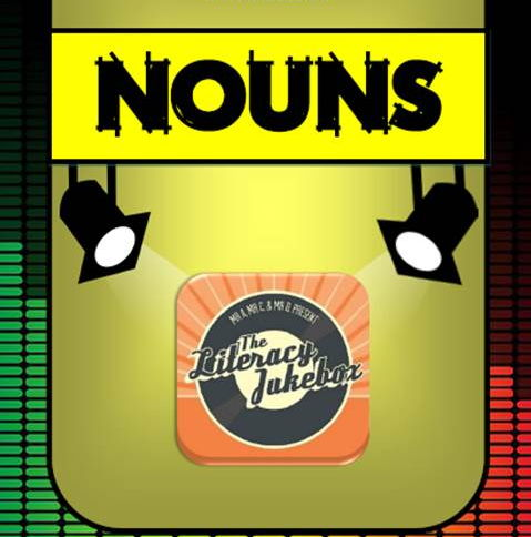 FREE Nouns Song by Mr A, Mr C and Mr D Present