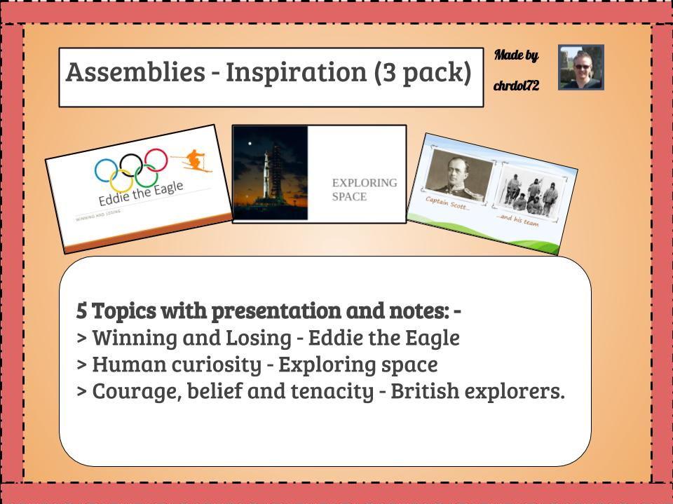 Assembly Bundle - Inspiration