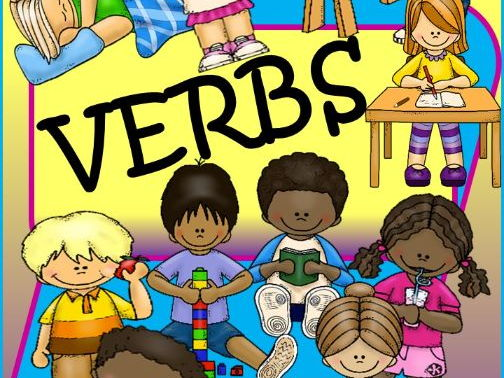 Verbs - worksheets and games