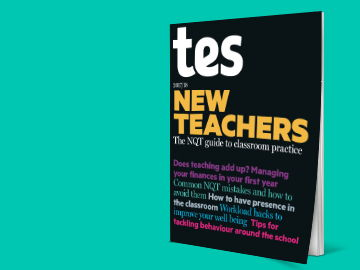 Tes New Teachers Guide