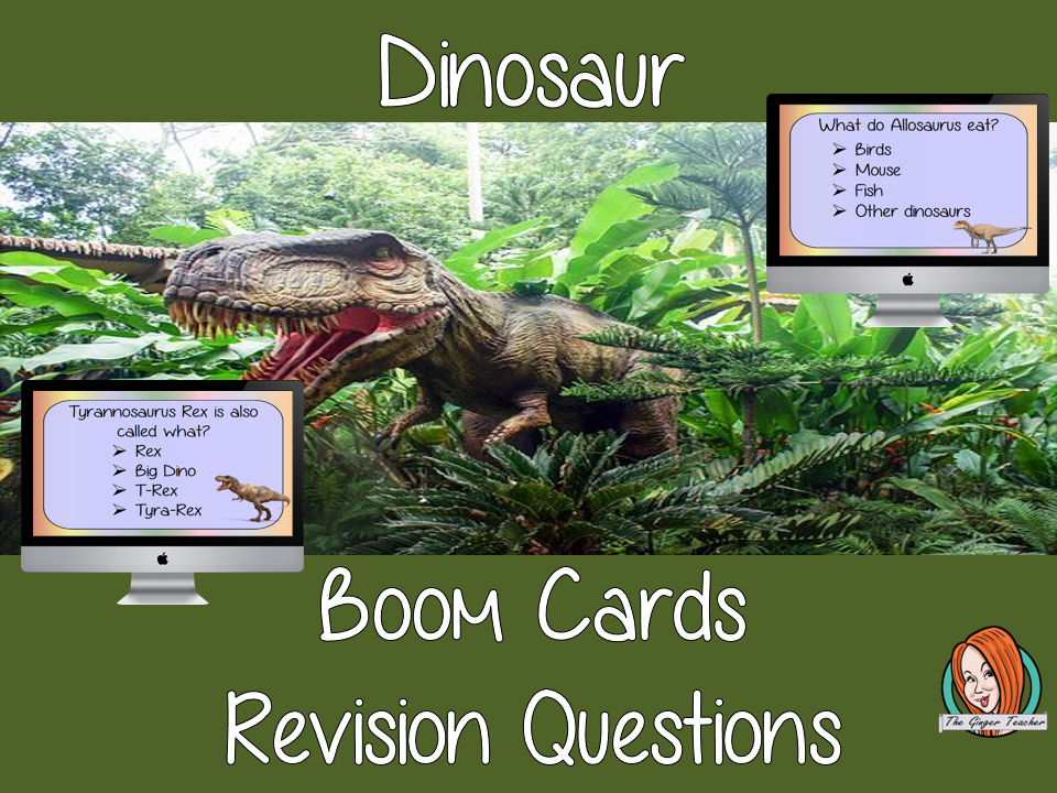 Dinosaur Revision Questions