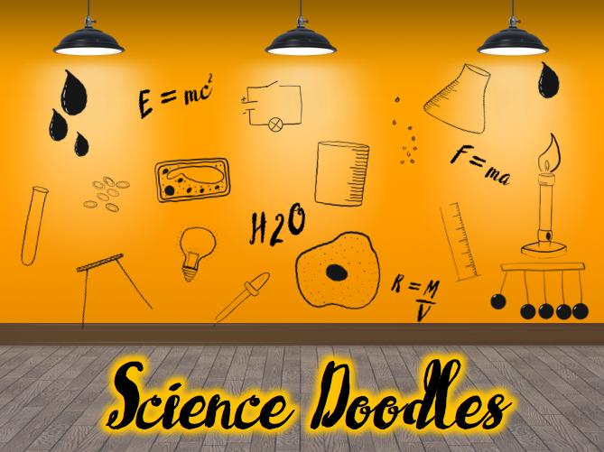 Back to School - Science Doodles