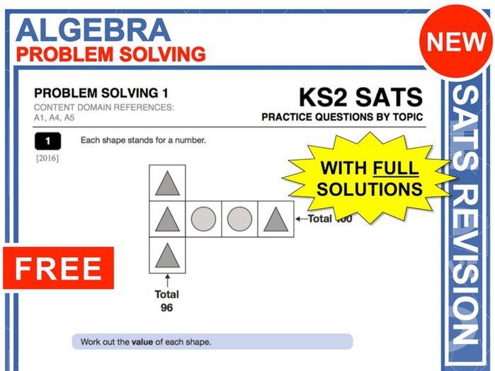 fdp problem solving ks2