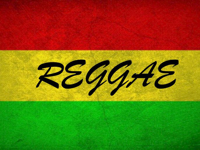 Reggae PowerPoint (Bob Marley - One Love) 16 slides