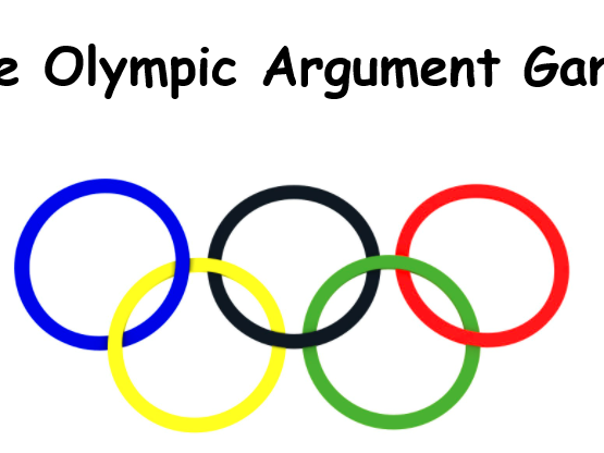 The Olympic Argument Game