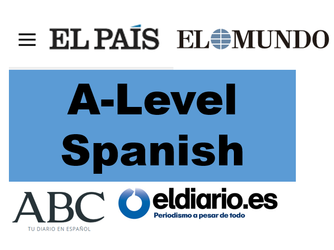 Spanish A-Level Activities