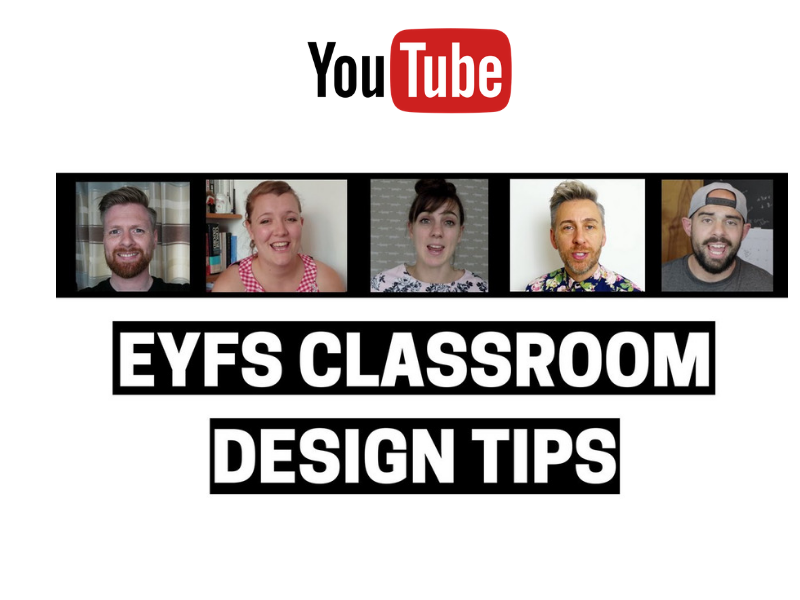 EARLY YEARS CLASSROOM DESIGN TIPS FEATURING GUEST SPEAKERS