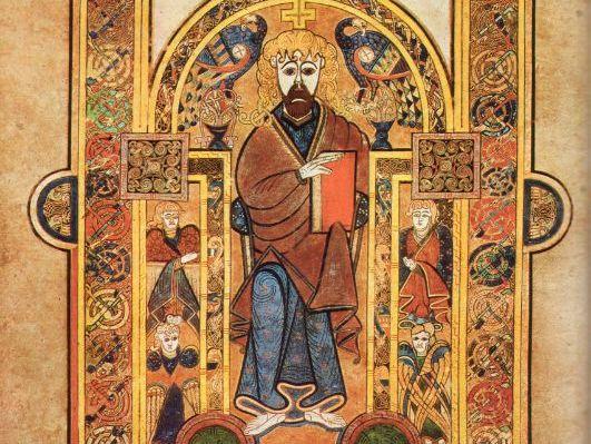 The Book of Kells Lesson (Intermediate)