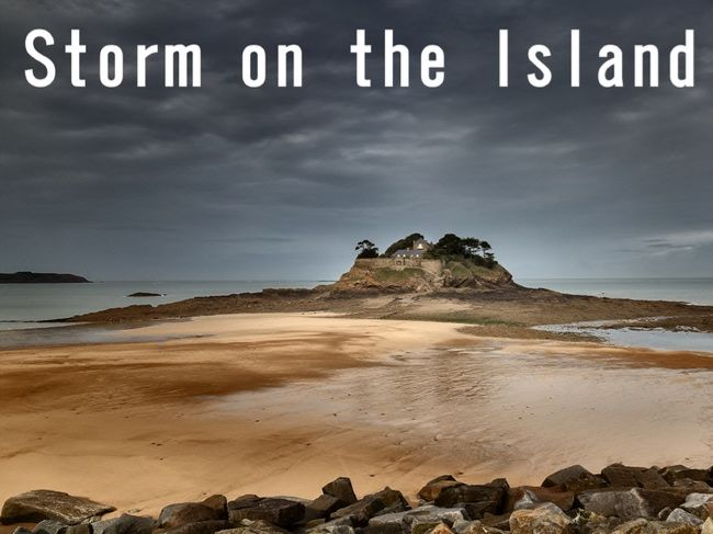Storm on the Island -Power & Conflict- AQA Literature Poetry New Spec