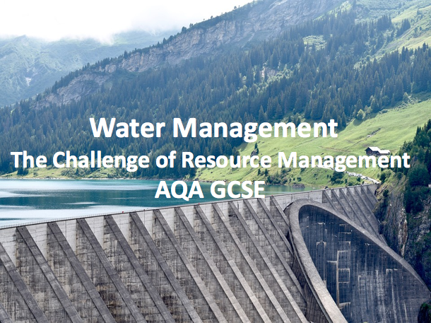 The Challenge of Resource Management - Water Management