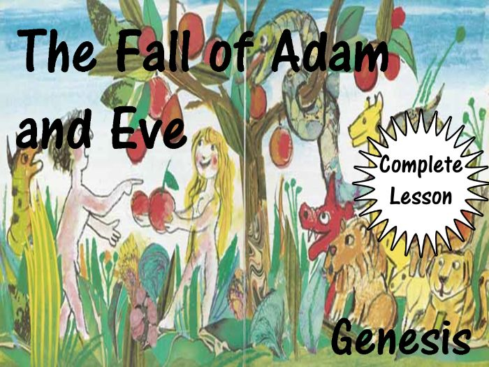 The Fall of Adam and Eve - Genesis
