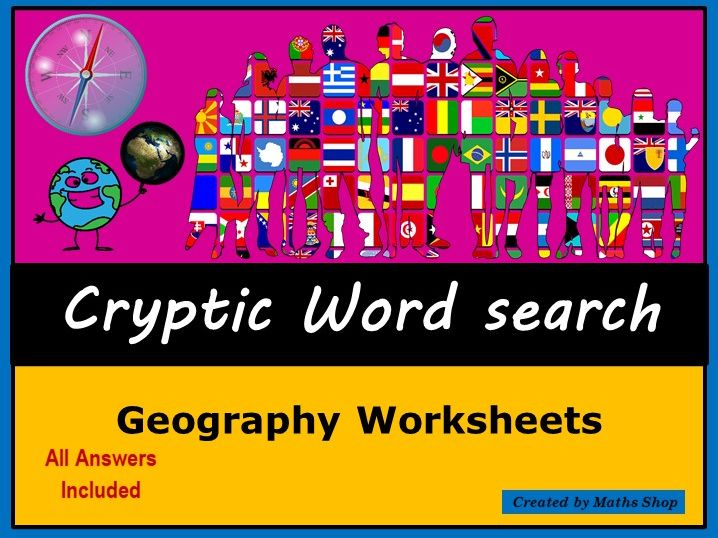 End of term word search