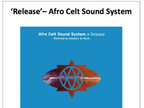 10 Question Quizzes - Release by Afro Celt Sound System - Edexcel GCSE Music