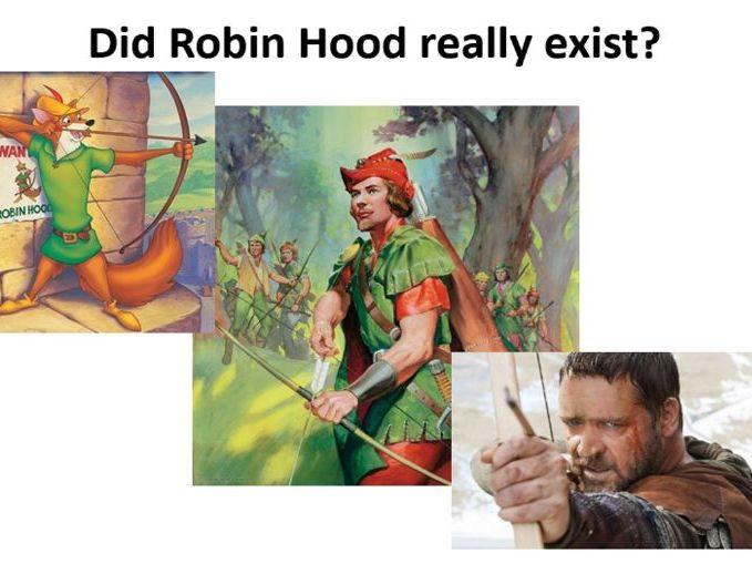 Did Robin Hood really exist?