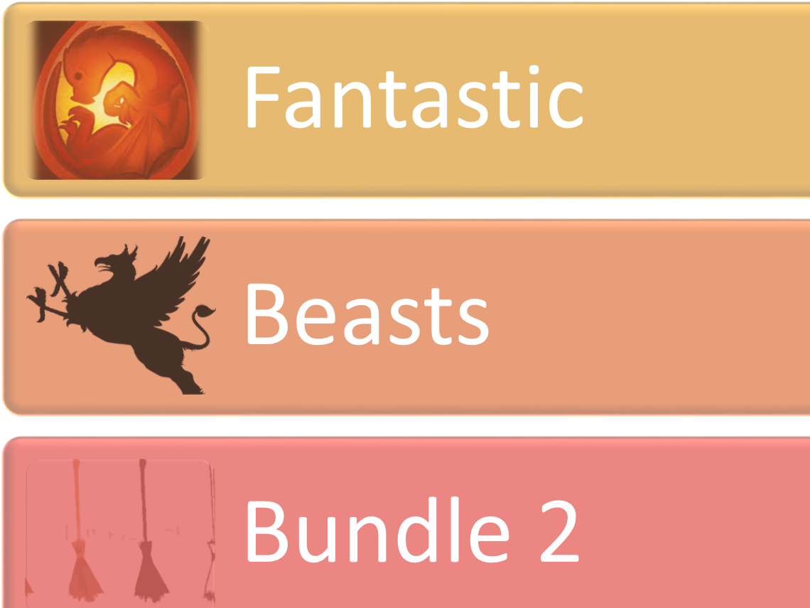 Fantastic Beasts Bundle 2