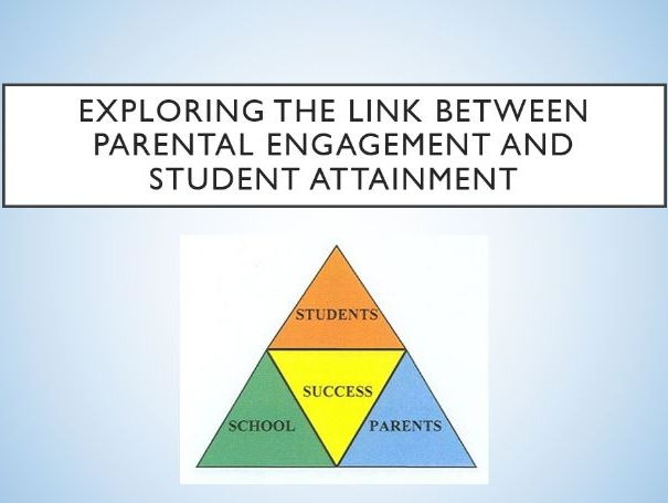 Exploring the Link Between Parental Engagement and Student Attainment
