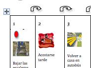 Clase Juego Verbos Presente de Indicativo (Regulares, Irregulares y Reflexivos)
