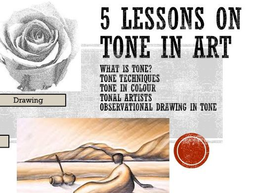 TONE introduction - 5 lessons suitable for KS2 or KS3