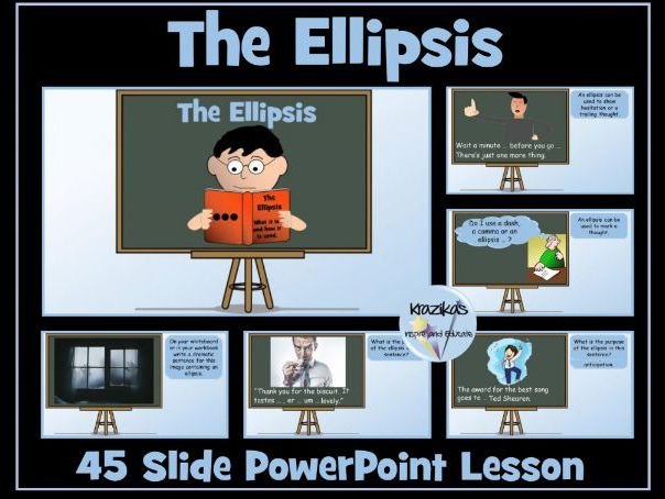 The Ellipsis PowerPoint Lesson