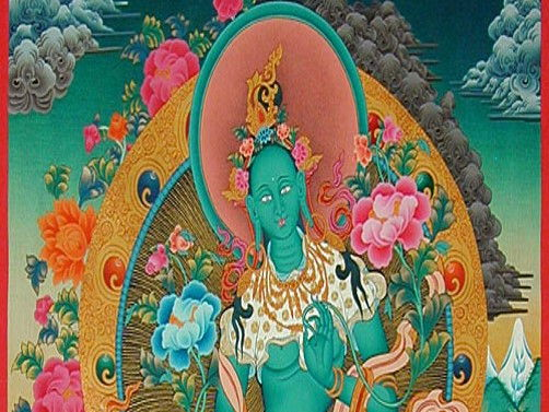 New AQA GCSE RE – Buddhist Practices – L6 - The Visualisation of Buddhas and Bodhisattvas