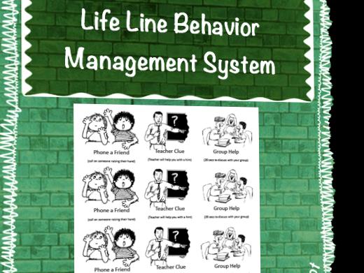 Life Line Behavior Management System