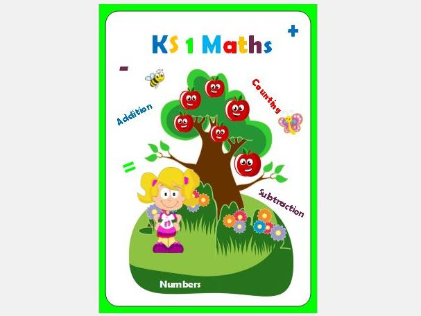 Key Stage 1 Maths Workbook