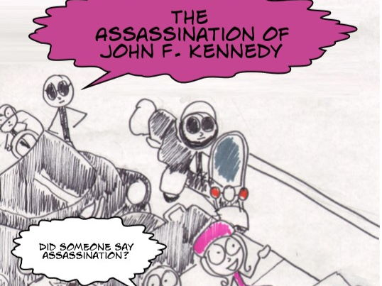 The Stickman Study Guides - The Assassination of JFK