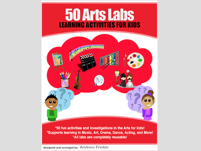 50 Arts Labs - Dance Drama Art Music Acting Graphic Arts