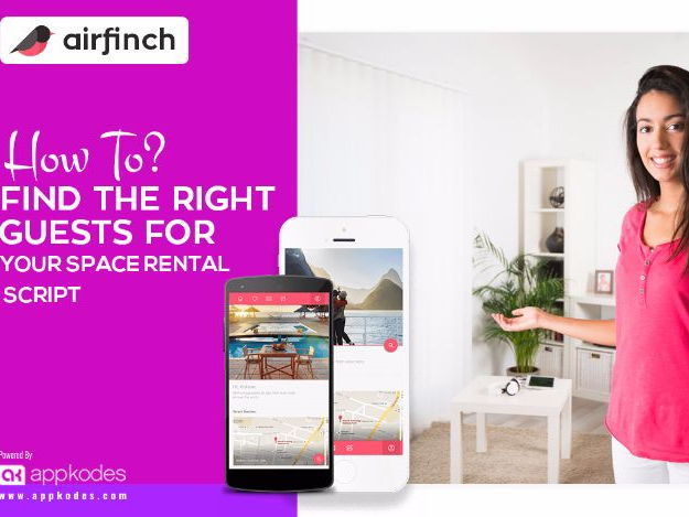 How To Find the Right Guests For Your Space Rental Script