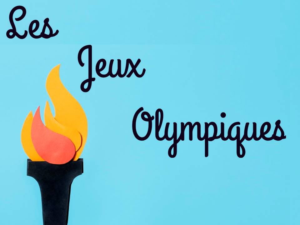 French Booklet- Olympic Games