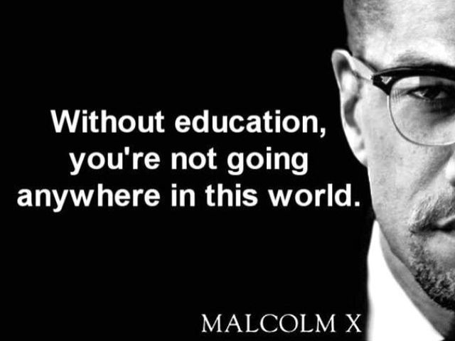 Brilliant Lesson to introduce Malcolm X - PPT and Source Activity