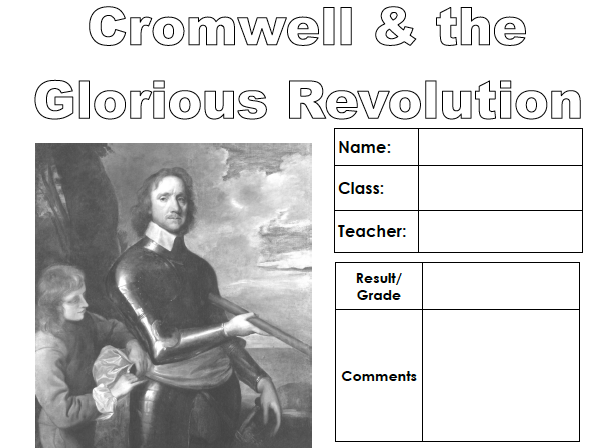 Cromwell and the Glorious Revolution
